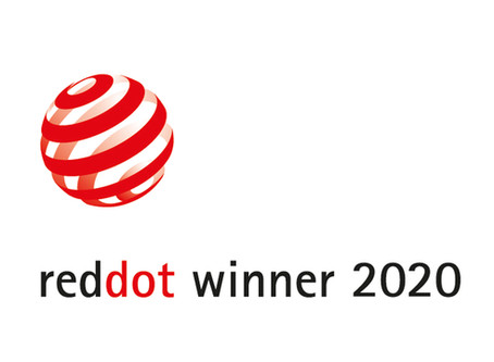 Janome Continental M7 - Red Dot Design Award Winner!