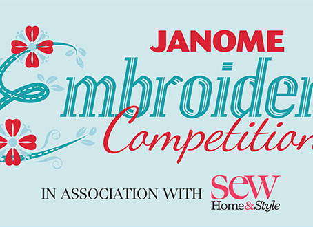 Embroidery Competition – NOW CLOSED