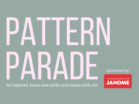 Join The Pattern Parade with Laura Cunningham