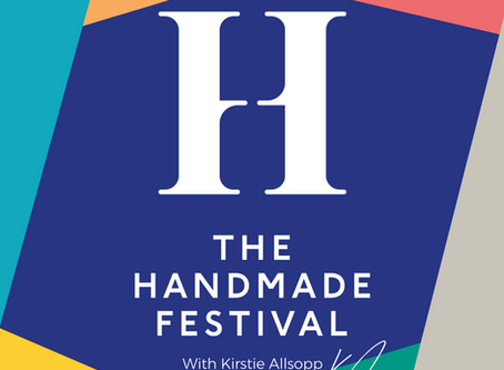 Janome at The Handmade Festival 2019