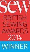 Sew British Sewing Awards Winners!