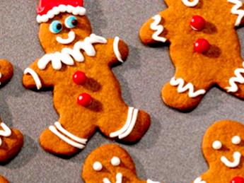 Vegan Peanut Hottie Gingerbread Elves