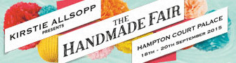 We're hosting Learn to Sew classes at The Handmade Fair