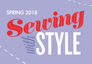The Spring Sewing with Style Offers Have Returned!