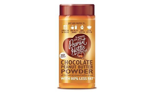 Peanut Hottie - Peanut Butter Powder - Chocolate - 180g