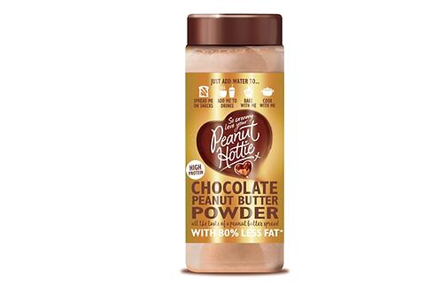 Peanut Hottie - Peanut Butter Powder - Chocolate - 6x180g