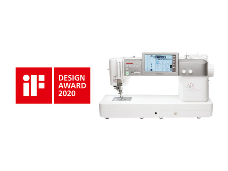 iF Design Award Winner - Janome Continental M7 Professional