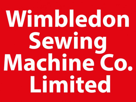 Happy 70th birthday to Wimbledon Sewing!