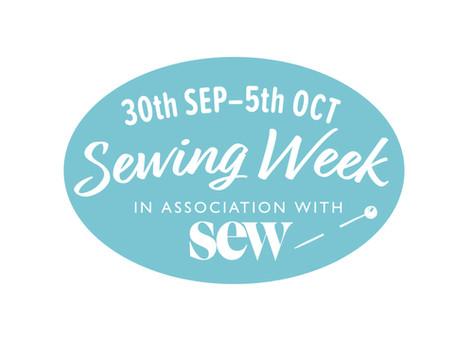 SEW Magazine's Sew Week!