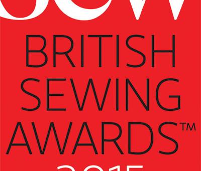 The 2015 British Sewing Awards