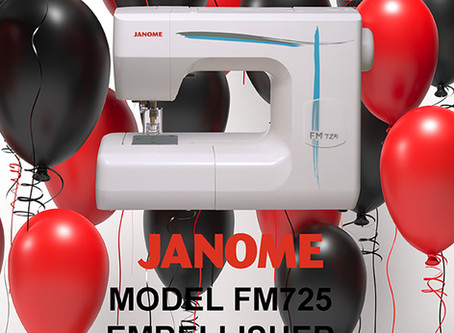 Black Friday at Janome!