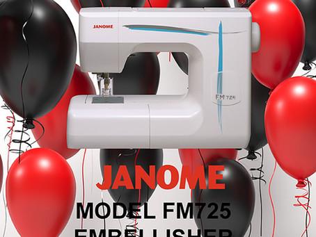Black Friday at Janome!