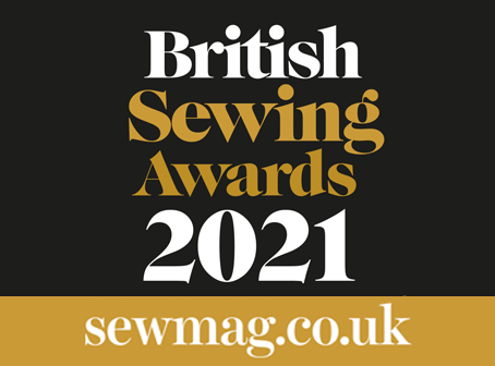 Vote Janome in the British Sewing Awards 2021!