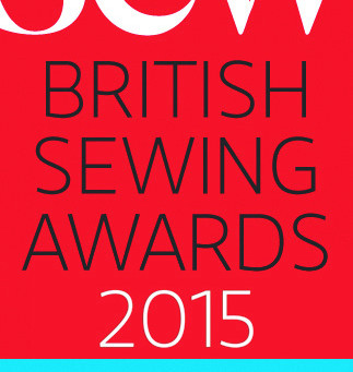 AMAZING SUCCESS for Janome at the British Sewing Awards!