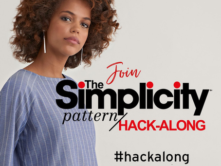 Get creative with Janome's collaboration with Simplicity!
