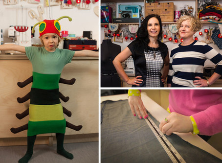 Sew Fabulous - Promoting the reuse and recycling of fabrics
