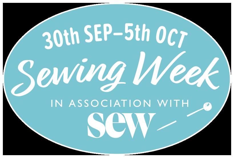 Sewing Week logo