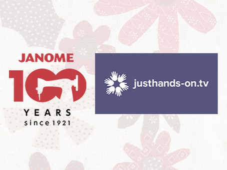 Janome and justhands-on.tv team up to launch the #IDidntLikeToAsk video series!