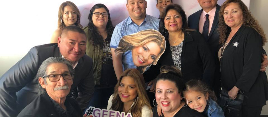 """Geena The Latina Day"" in San Diego"