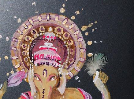 伊藤彩香,Ayaka Ito,絵,絵描き,paint,舞台,口笛洋燈,perfoming art,アーティスト,artist,アート,美術