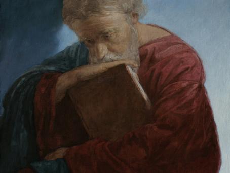 Апостол Иоанн и юноша-разбойник