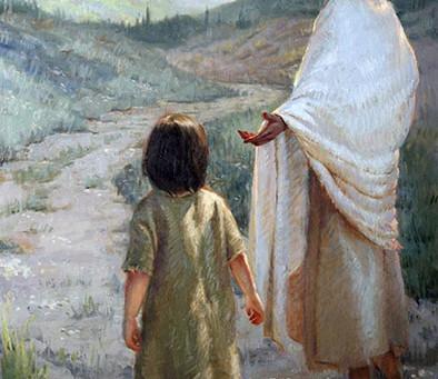 Великое Божие через малое человеческое