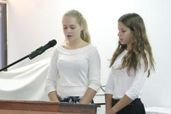 Анна Новожилова и Азалия Каранина