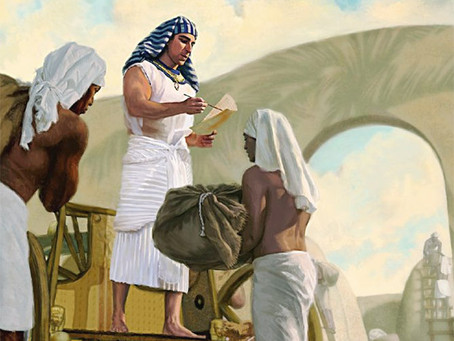 Будь верен до смерти! Иосиф и Даниил