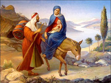 Любите Иисуса, как любили Его Мария и Иосиф