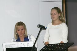 Наталия Гирдюк и Анна Новожилова