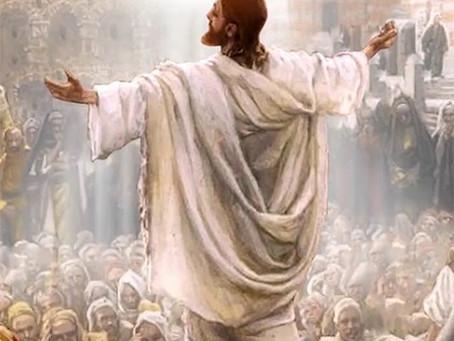 Две стороны Божьих заповедей: внешняя и внутренняя