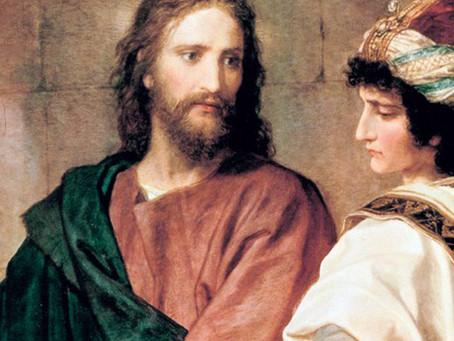Любишь ли ты Иисуса Христа?