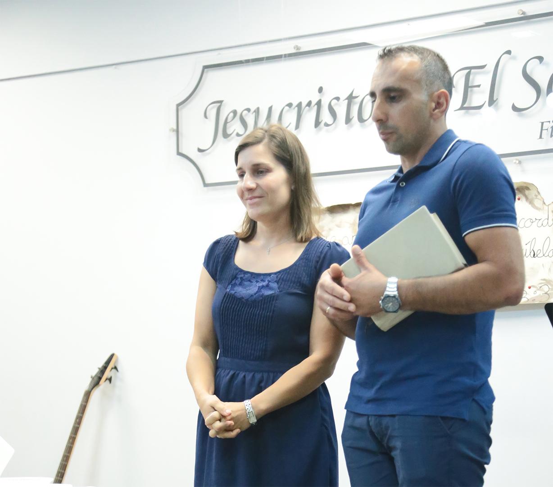 бр. Стелиос и с. Габриэла
