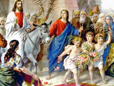 О прославлении Бога