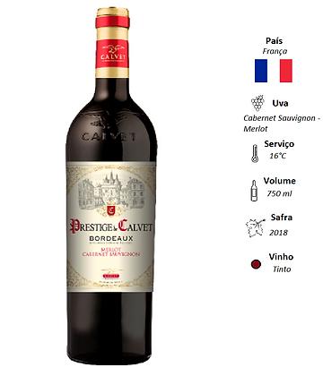 Calvet Prestige Bordeaux