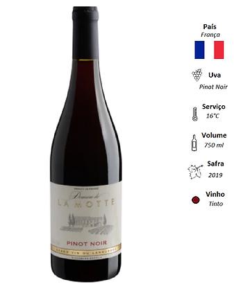 Domaine de La Motte Pinot Noir 2019