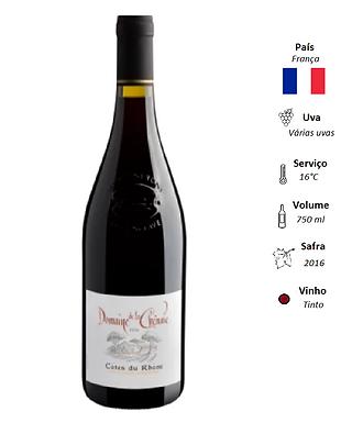 Domaine de La Chênaie Côtes du Rhône AOC 2016