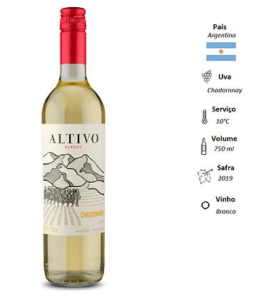 Altivo Classic Chardonnay 2019