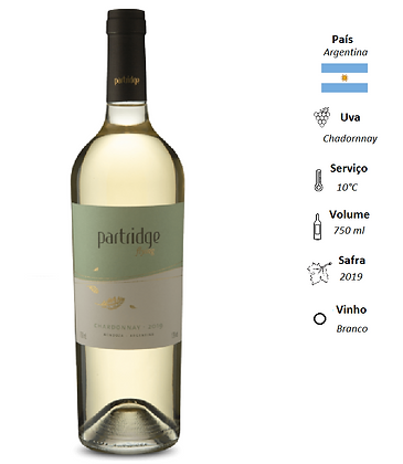 Partridge Flying Chardonnay 2019
