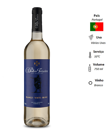Pedro Teixeira Table Wine Branco
