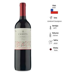 Canepa Novísimo Cabernet Sauvignon 2019