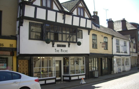 Things to do in Worcester - Friar Street