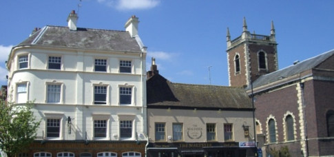 Things to do in Worcester - Cornmarket