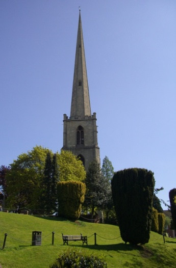 Things to do in Worcester - St Andrews Spire