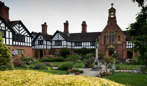 Things to do in Worcester - Greyfriars