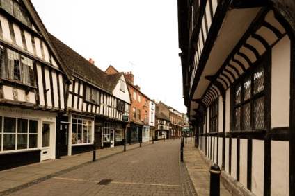 Things to do in Worcester - The Shambles