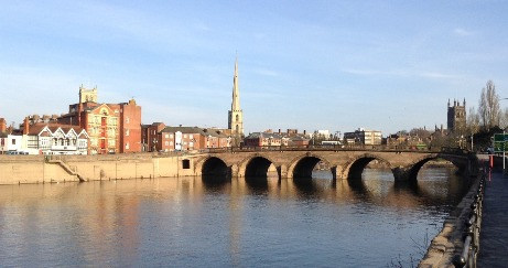 Things to do in Worcester - River Severn