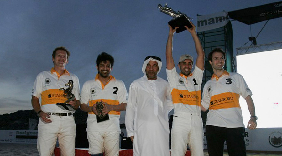 Battle of the brothers continued into 3rd Beach Polo Cup Dubai
