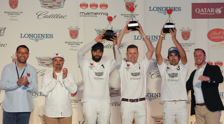 Team Cadillac successfully defend their title for the second consecutive year