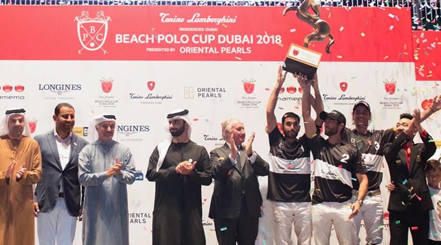 A Dramatic Victory for Team Tonino Lamborghini Residences Dubai